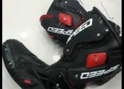 Botas speed accesorios - repuestos para motos