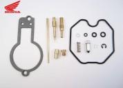 Honda kit carburador nuevo std accesorios - repuestos para motos