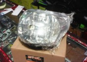 yamaha crypton 115 baberos carenaje farola guardabarro wp accesorios - repuestos para motos