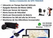 Gps motos y carro alarma instalacion yplataforma accesorios - repuestos para motos