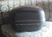 Vendo maletero con parrilla para moto accesorios - repuestos para motos