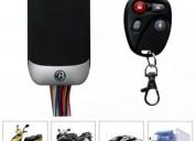 Alarma gps para moto domicilio gratis accesorios - repuestos para motos