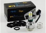 Luces m3 led para moto 4500 4800 y 5000 lumenes accesorios - repuestos para motos