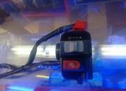 Comandos de moto bws 2 accesorios - repuestos para motos