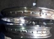 Par de rines original dt o xtz 250 rines - llantas