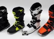 Botas para motocross nino y adulto cascos - ropa de motociclista