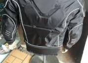 Chaqueta de proteccion cascos - ropa de motociclista
