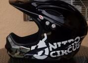 Casco bell nitro circus nuevo cascos - ropa de motociclista