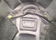 Casco agv original usado whatssap o llamar cascos - ropa de motociclista