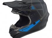 Casco troy lee metric coleccion 2019 cascos - ropa de motociclista