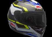 Casco bell qualifer cascos - ropa de motociclista