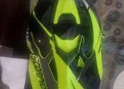 Casco scorpion motocross exo talla xl cascos - ropa de motociclista