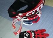 Vendo casco fox gafas fox guantes fox cascos - ropa de motociclista