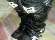 Botas y chaqueta motocross cascos - ropa de motociclista