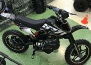 Motos para ninos moto cros nuevas color negro