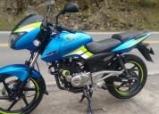 Moto pulsar 180 gt pulsarmania color azul