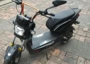 Bicicleta electrica o moto electrica precio negociable no necesita soat y o papales color negro