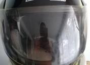 Vendo casco avatible spark color negro