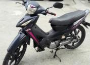 Moto senoritera 2009 color negro