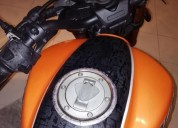 Rkv excelente estado papeles nuevos color anaranjado