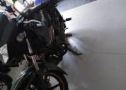 Apache 160 color negro
