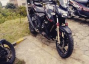 Tvs apache 200 4v color negro