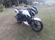 Apache 160 barata color blanco