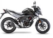 Honda modelo 2019 color negro
