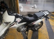 vendo honda xr 150 tel color blanco