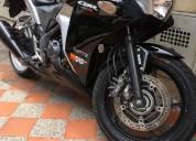 Honda abs modelo 2012 color negro