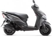 Honda nueva honda dio dlx 2019 0km color gris