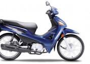 Honda wave 110 cc color azul