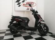 Sym crox 150 color negro