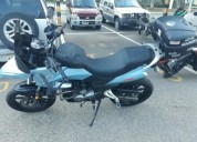 Vendo moto tx venezolana color azul