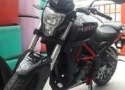 Yamaha Mt 03 color Negro