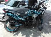 Auteco mrx 150 full color negro
