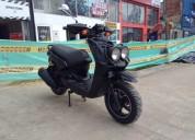 Lintex bw 125 modelo 2016 credito financiacion color negro