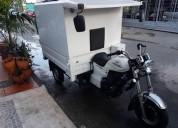 Vendo motocargo akt 200 modelo 2017 perfecto estado 4000 kms cucuta color blanco