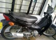 Kymco active 110 modelo 2009 color negro