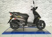 Se Vende Agility Rs 125 2011 color Negro