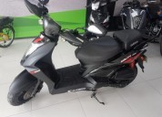 Agility kymco naked 2017 perfecto estado color negro