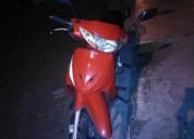 Vendo moto unik modelo 2013 color otro