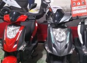 Kymco twist color gris