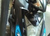 Se vende agility rs 125 2011 color negro