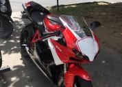R6 ducati 848 corse edicion especial color rojo
