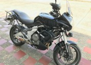 Versys 650 color negro