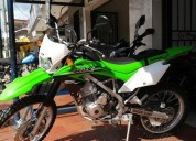 Auteco klx 150 modelo 2018 color verde
