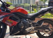 Kawasaki ninja no r1 r6 versys fz vstrom color anaranjado