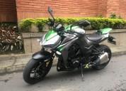 Kawasaki 2016 2100 kms color gris