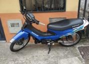 Kawasaki magic 110 color azul